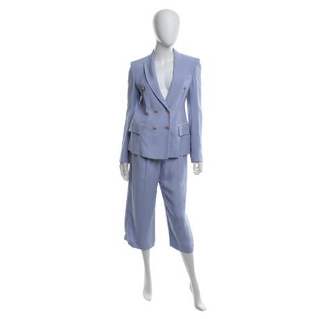 Tod's Anzug in Hellblau Blau