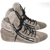 Giuseppe Zanotti Sneakers with lambskin
