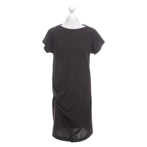 Brunello Cucinelli Dress In Brown