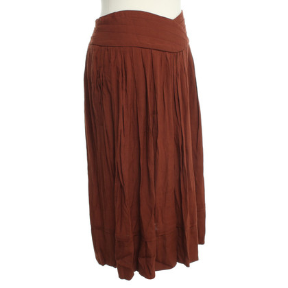 Comptoir des Cotonniers skirt in brown