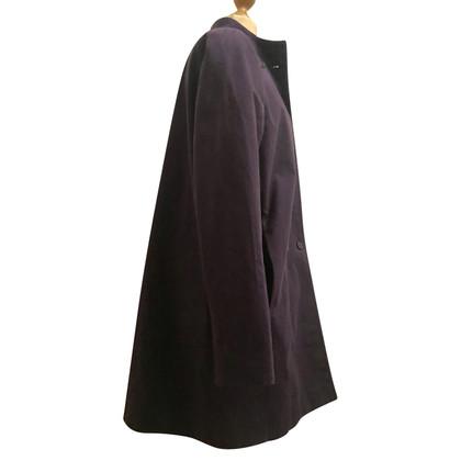 Windsor Mantel in Violett