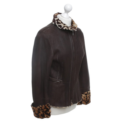 Other Designer Sylvie Schimmel - Leather jacket