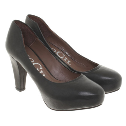 Paco Gil Pumps in Schwarz