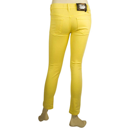 Philipp Plein Yellow Jegging