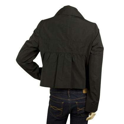 Miu Miu zwarte jas