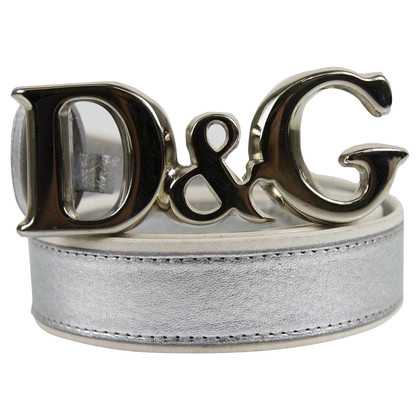 D&G leren riem