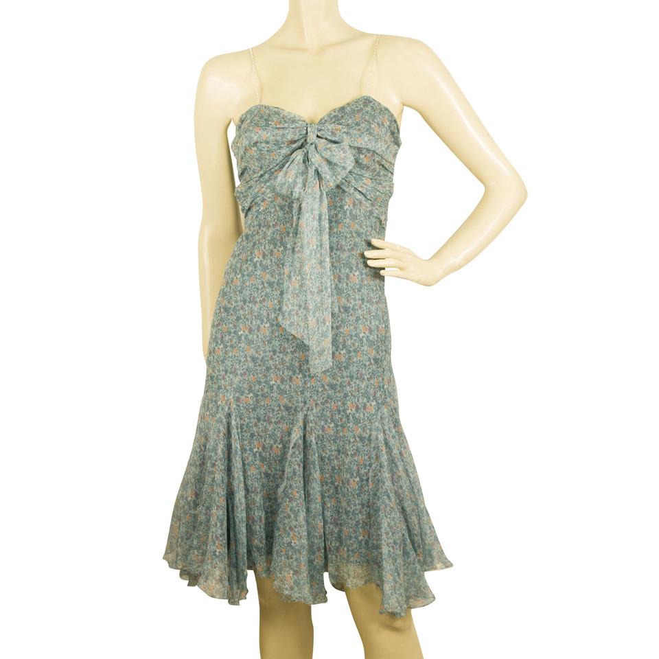 Ermanno Scervino zijden jurk