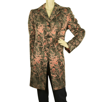 Christian Lacroix Blazer with a floral pattern