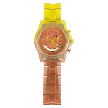 Marc by Marc Jacobs Guarda in rosa / giallo