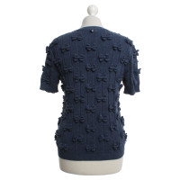 Chanel Knitted top in blue
