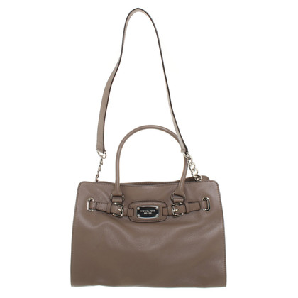 "Michael Kors ""Hamilton Tote Bag"" in Dark Dune"
