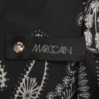 Marc Cain Dress in black and white
