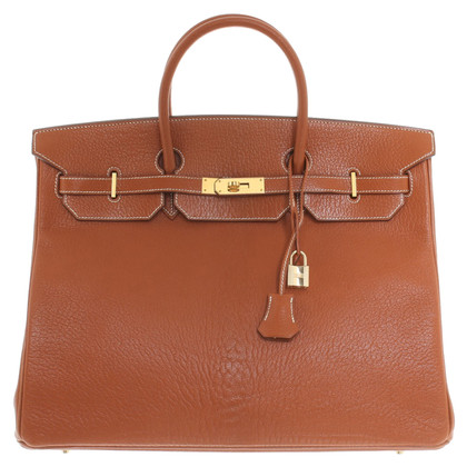 "Hermès ""Birkin Bag 40 Swift Leather"""