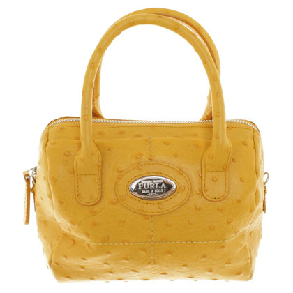 Furla Handbag in yellow