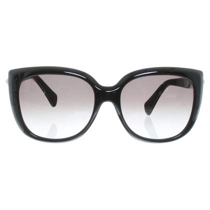 Emilio Pucci Black sunglasses