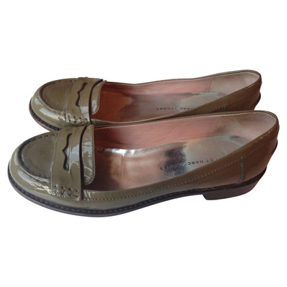 Marc by Marc Jacobs Patent leather slipper