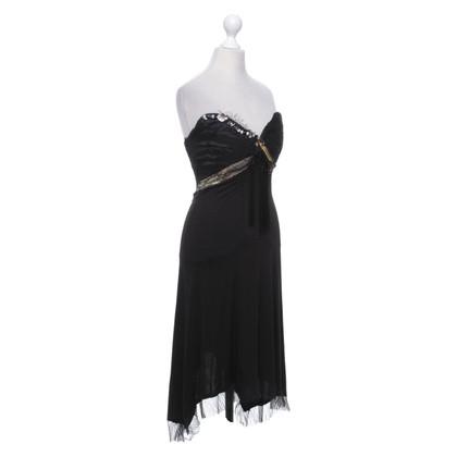 Trash Couture Corsagejurk in zwart