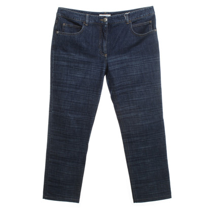 Chanel Jeans in Blauw
