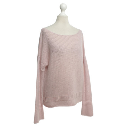 360 Sweater Cashmere sweaters in pink