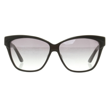 Christian Dior Zonnebril in zwart
