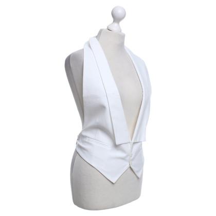 Ralph Lauren Piqué-top in het wit