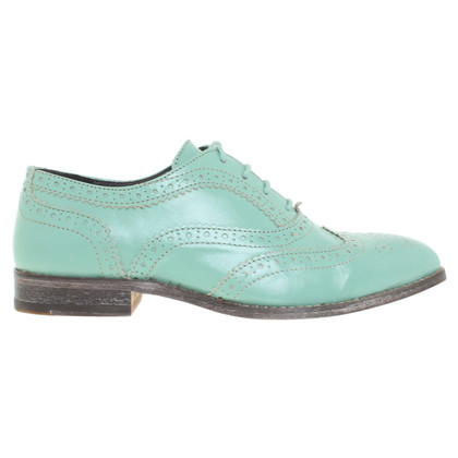 Other Designer Liebeskind - Lace-up shoes in turquoise