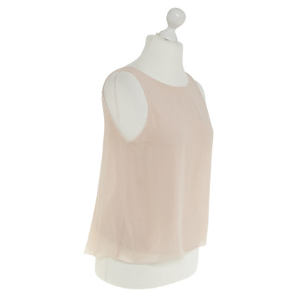 Alice + Olivia Top in Nude