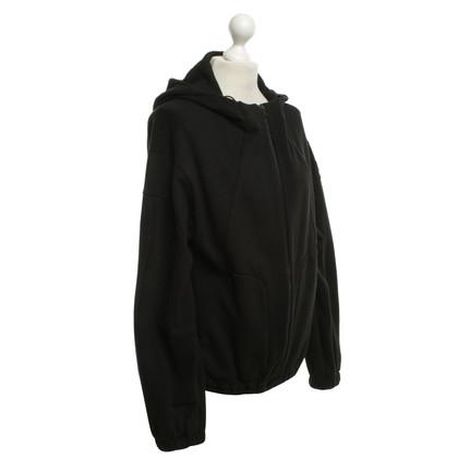 Prada Capuchon in zwart