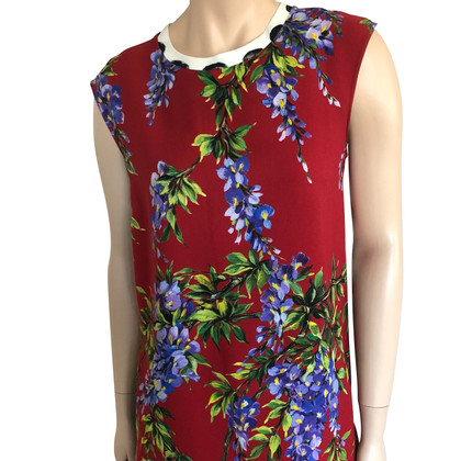 Dolce & Gabbana Top con stampa floreale