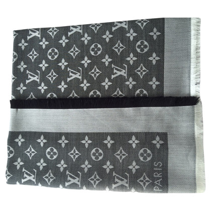 Louis Vuitton Monogram Denim Cloth in Black