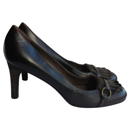 Laurèl leather shoes