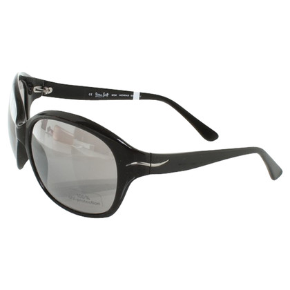 L'Wren Scott Sunglasses in Black