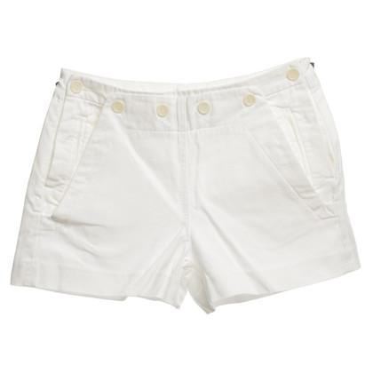 Isabel Marant Etoile Shorts in Weiß