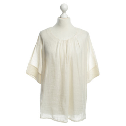 Stefanel Cream blouse