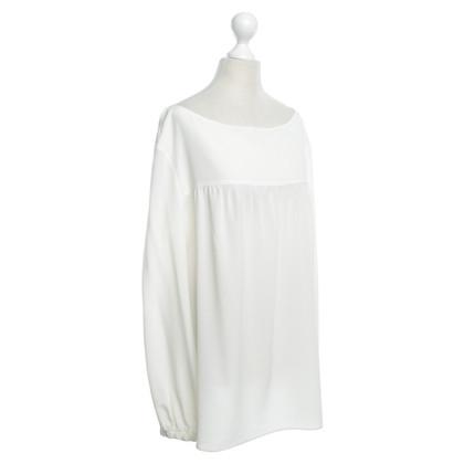 Hugo Boss Silk blouse in cream