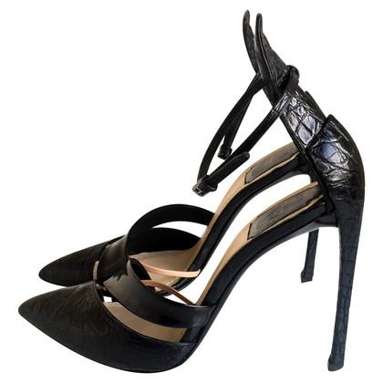 Christian Dior Crocodile High Heels