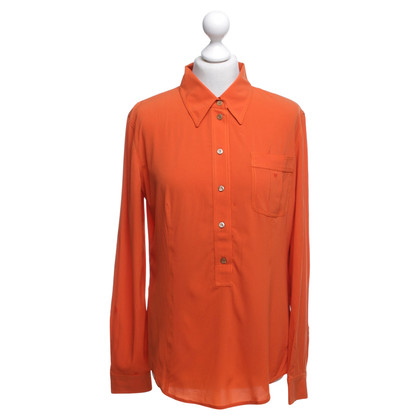Prada Blouse in orange