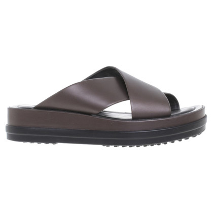 Tod's Platform sandals in Brown