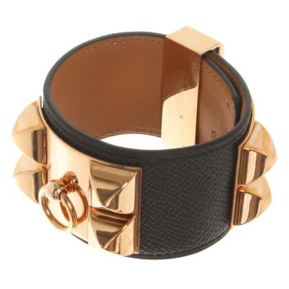 """Hermès """"De Chien Bracelet Collier"""""""