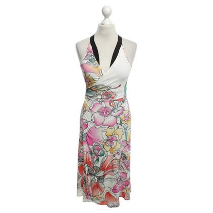 Pinko Avvolgere abito con motivo floreale