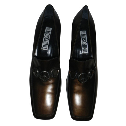 Moschino Love pumps
