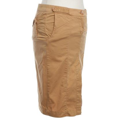 Schumacher skirt in Light Brown