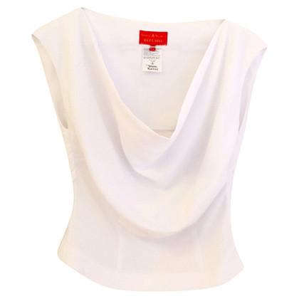 Vivienne Westwood Draped top