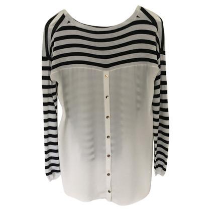 Elisabetta Franchi Shirt with stripe pattern