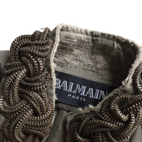 Balmain Military coat