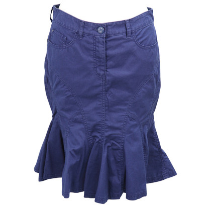 Armani Jeans skirt in dark blue