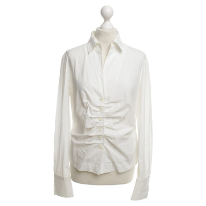 René Lezard Blouse met ruches