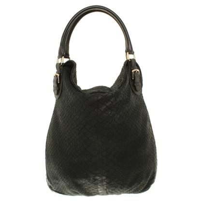 Max Mara Shopper in black