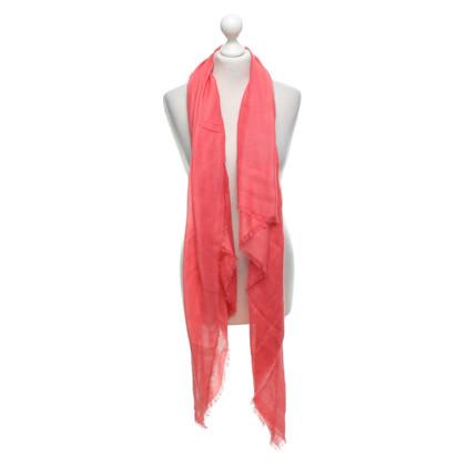 Hugo Boss Sjaal in het rood