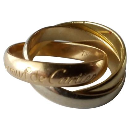 Cartier TRINITY DE CARTIER classic ring.